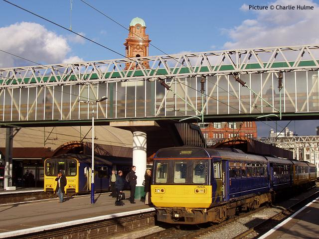 North Wales Coast Railway Notice Board 04 February 2013