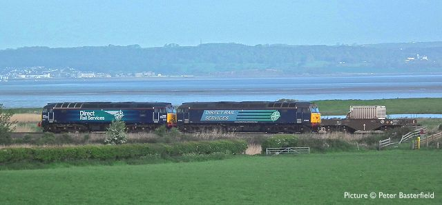 North Wales Coast Railway Notice Board 25 May 2015