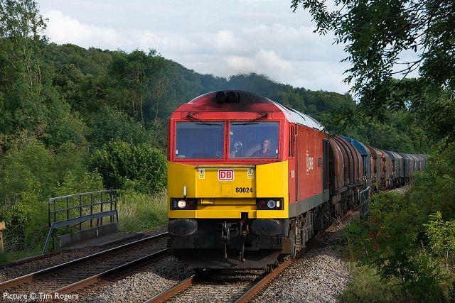 North Wales Coast Railway Notice Board 27 July 2015